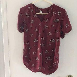 🌟BOGO🌟 Flower blouse